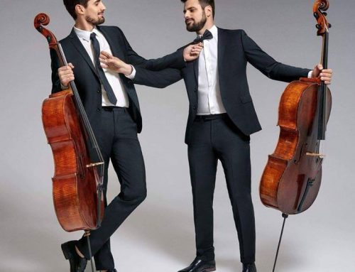 2Cellos  au Centre Bell