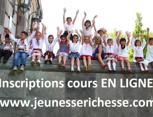 SESSION DE PRINTEMPS EN LIGNE